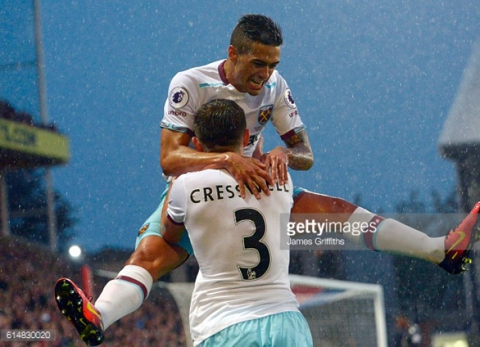 Crystal Palace 0-1 West Ham United: Player Ratings - Hammers pick up their first away win of the season