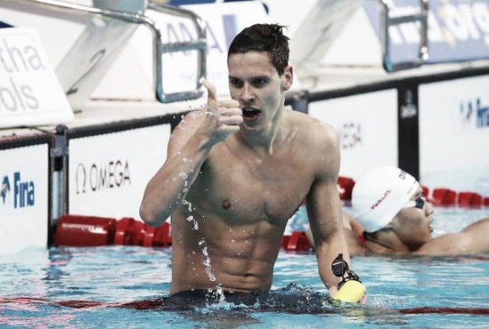 Rio 2016, i favoriti delle gare a dorso del nuoto in corsia