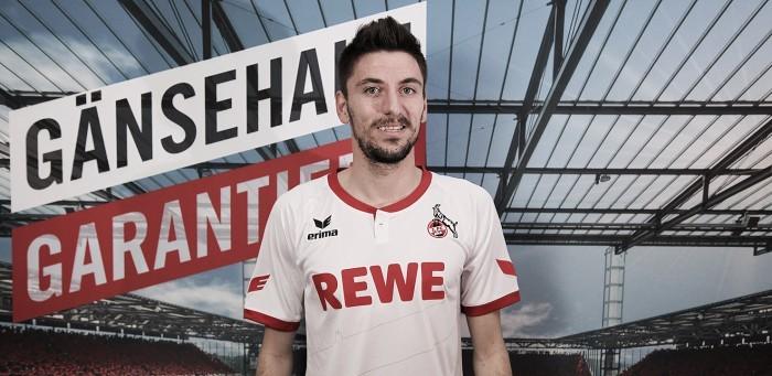 1. FC Köln verpflichtet Filip Mladenovic