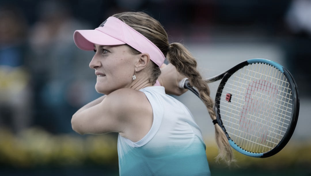 Bia Haddad leva virada de Mladenovic no set decisivo e dá adeus ao WTA de Monterrey