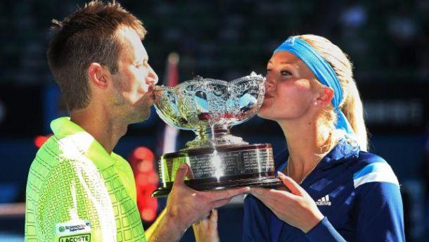 Mladenovic et Houdet titrés à l'Open d'Australie