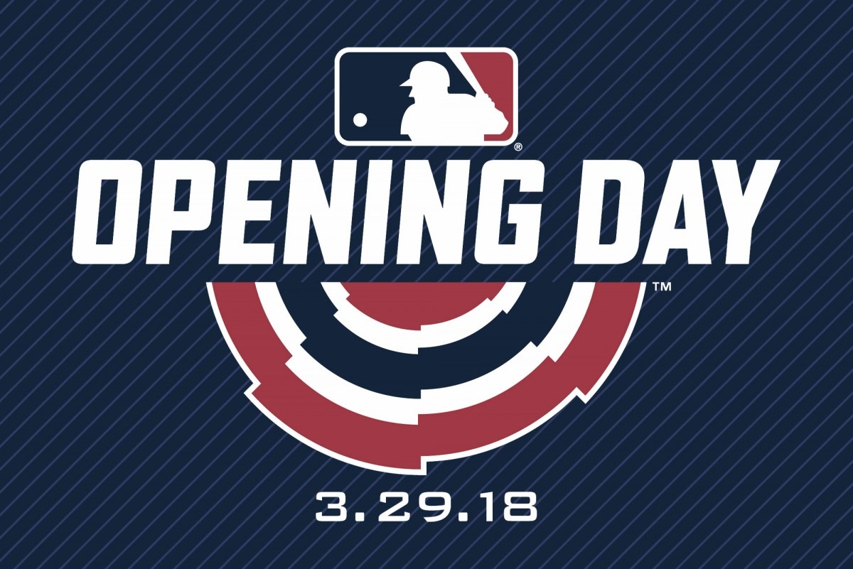 Listos para el Opening Day