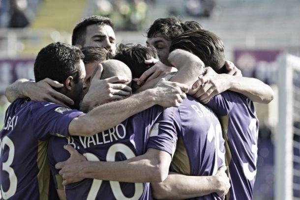La Fiorentina vince in rimonta e vola al quarto posto