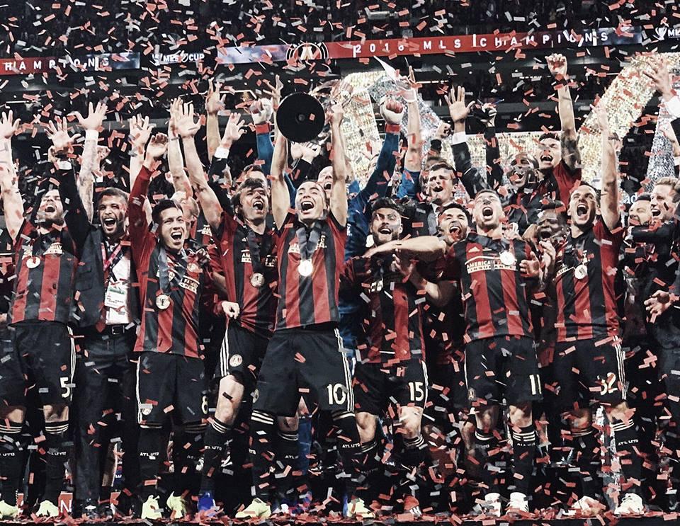 Atlanta United FC, campeón del la MLS Cup