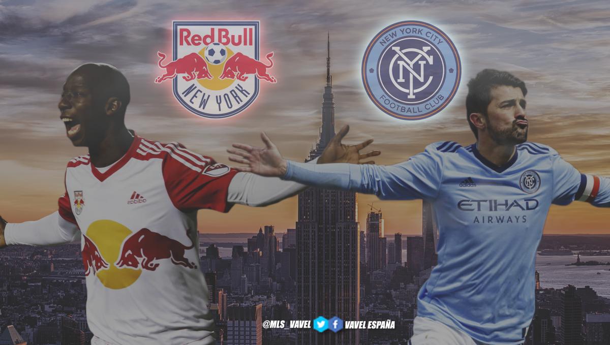 Hudson River Derby: 'soccer' en la Gran Manzana