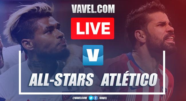 MLS All-Star vs Atlético de Madrid EN VIVO y en directo online en el MLS All-Star 2019