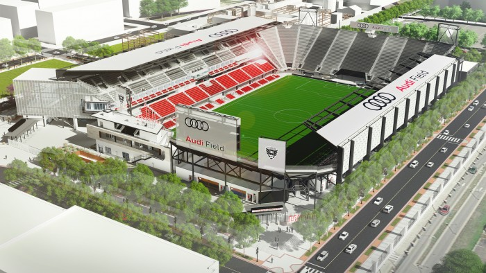 D.C. United must find home sites for two games
