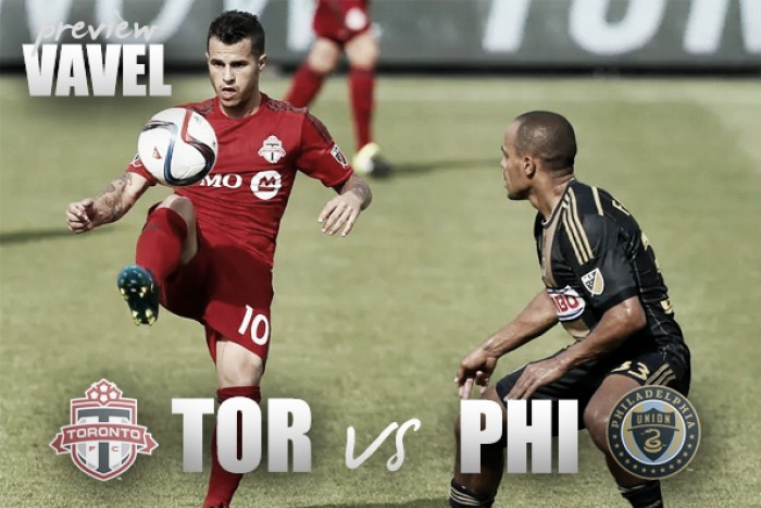 Audi 2016 MLS Cup Playoffs: Toronto FC vs Philadelphia Union