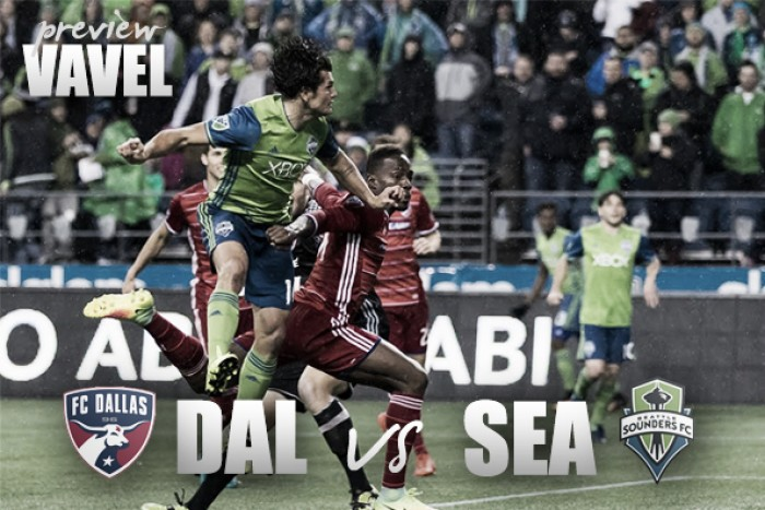 2016 Audi MLS Cup Playoffs: FC Dallas looking for miracle at home against Seattle Sounders