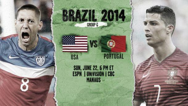 11ª dia do Mundial: Portugal joga a vida contra EUA