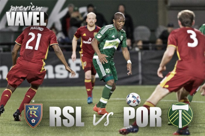 Real Salt Lake vs Portland Timbers: Preview, team news, viewing info