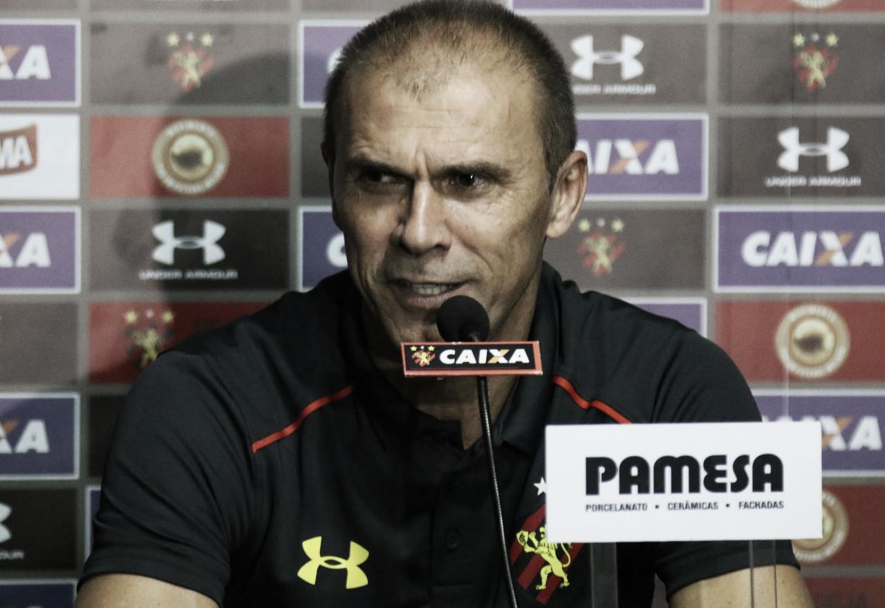 Milton Mendes elogia atuação do Sport e revela felicidade com resultado contra o Grêmio