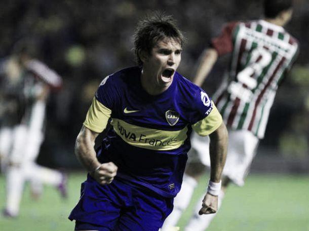 """Mouche: """"Ojalá en el futuro pueda volver a Boca"""""""