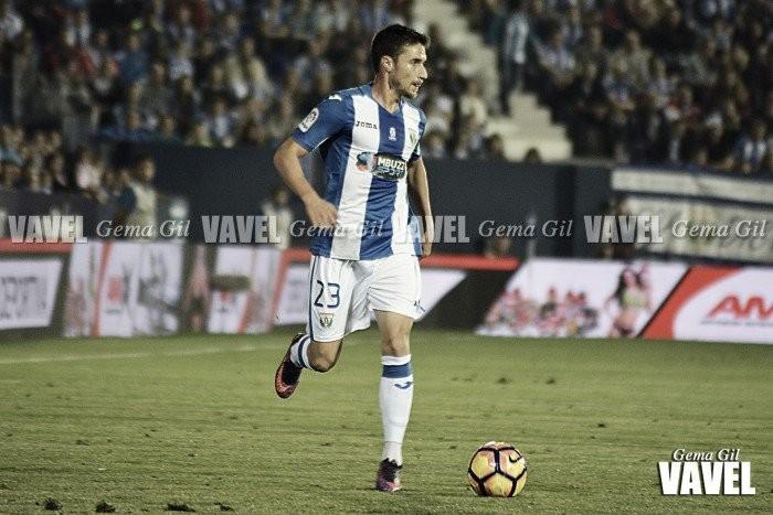 Omar Ramos, elegido mejor jugador ante el Espanyol