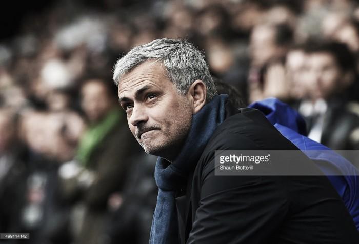 Oficial: José Mourinho já é o ''special devil'' de Manchester