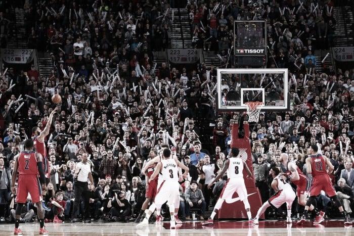 NBA, Wizards all'overtime a Portland. I Nuggets vincono a Sacramento