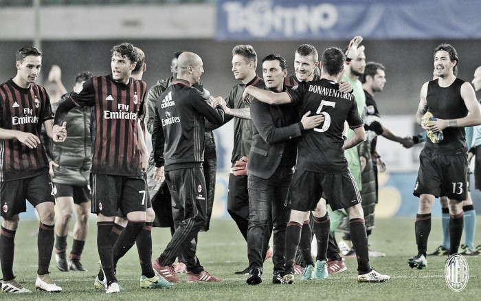 Il Milan c'è