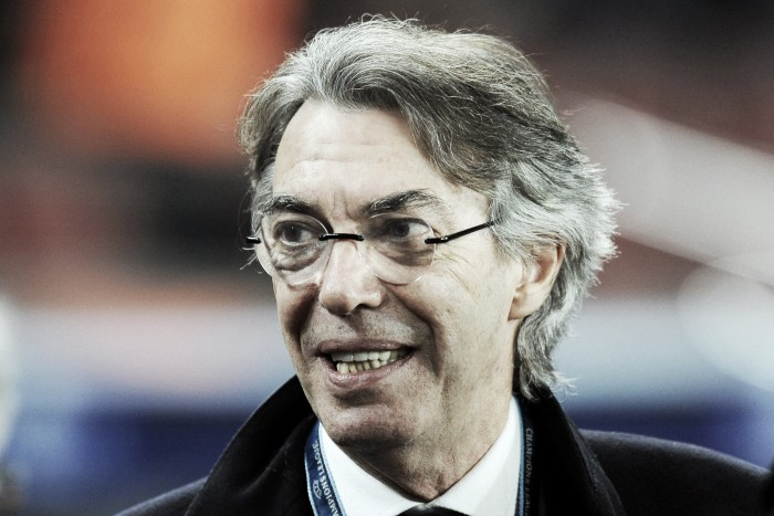 Calciomercato Roma, Moratti: