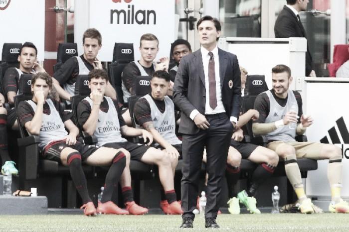 Milan, ecco il primo passo indietro: per Montella è già tempo di processi?