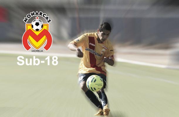 La Sub-18 de Monarcas, con la mira en Copa Chivas 2015