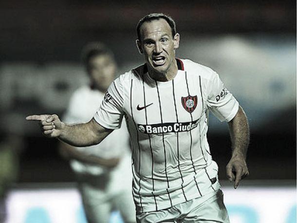 Mauro Matos: 'ciclón' goleador