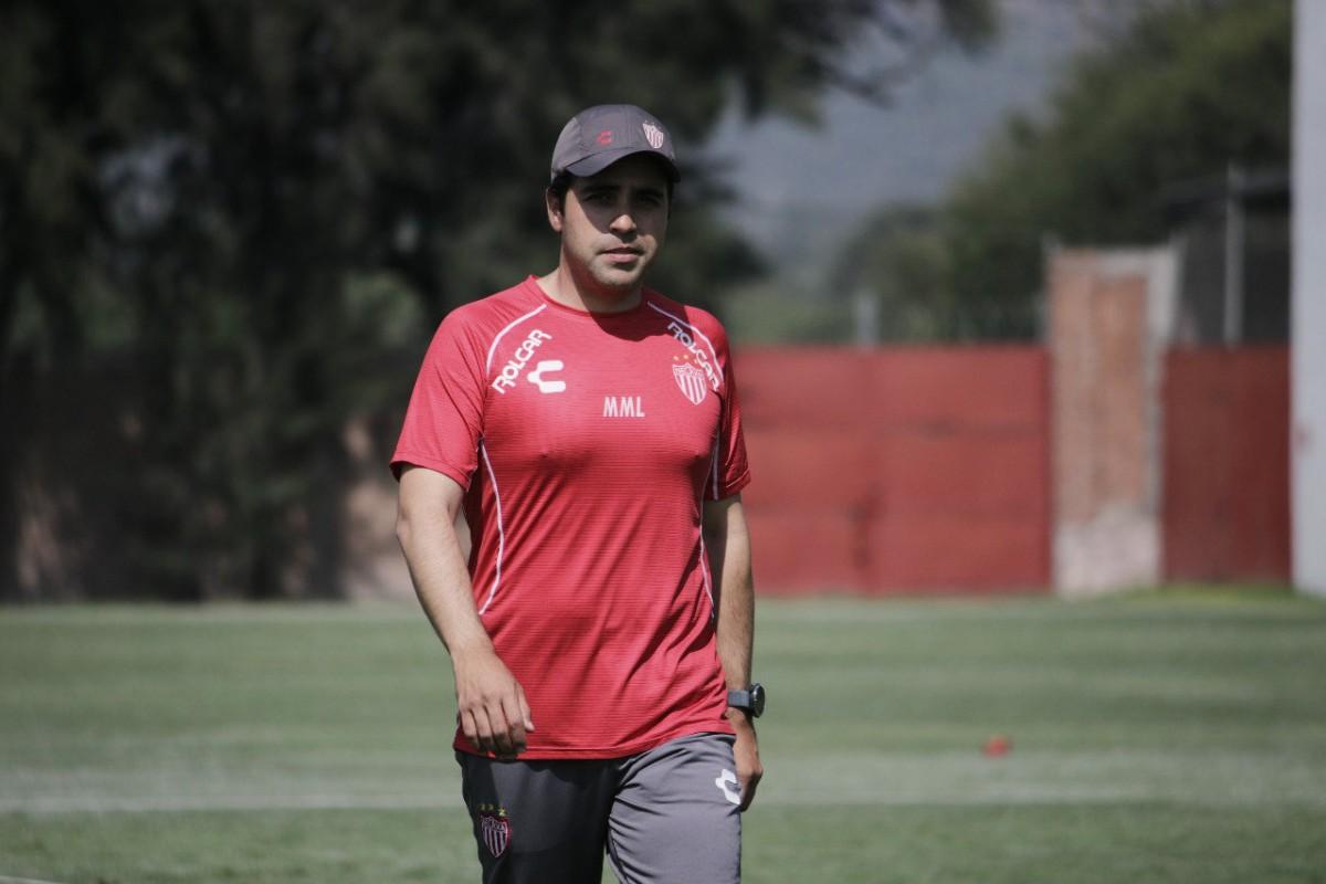 """Marcelo Michel Leaño: """"Tenemos plantel completo"""""""