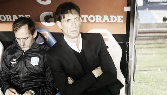 """Facundo Sava: """"No recibimos goles y nos viene bien"""""""