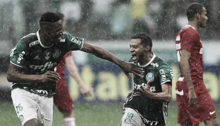 Em duelo acirrado, Palmeiras bate o Inter com gol solitário e amplia vantagem na liderança