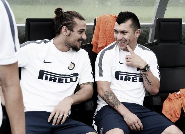 L'Inter officialise l'arrivée de Gary Medel