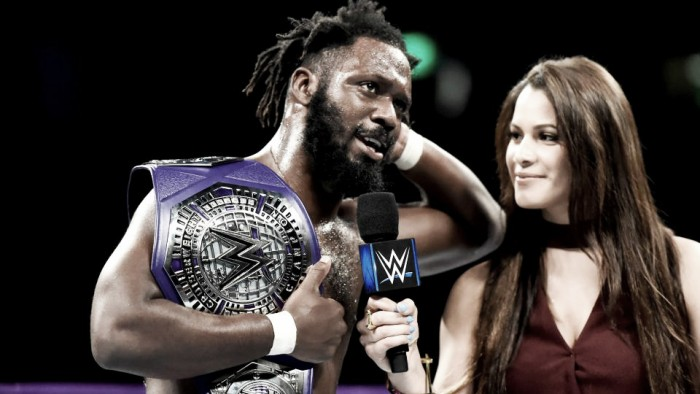 WWE estrena WWE 205 Live