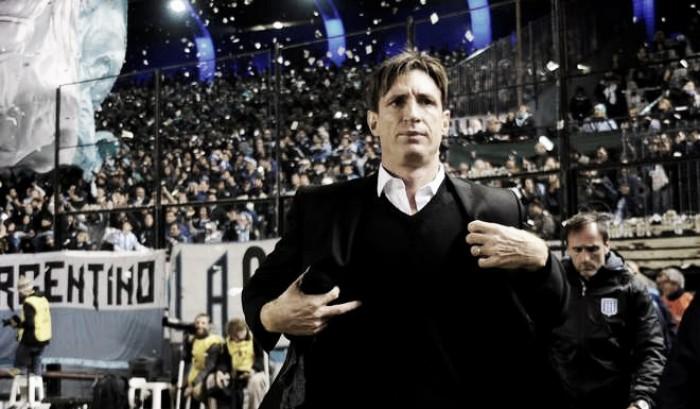 """Facundo Sava: """"Espero que en la vuelta el árbitro no se equivoque"""""""