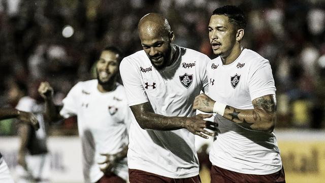 Resultados e gols de River-PI 0 x 5 Fluminense pela Copa do Brasil