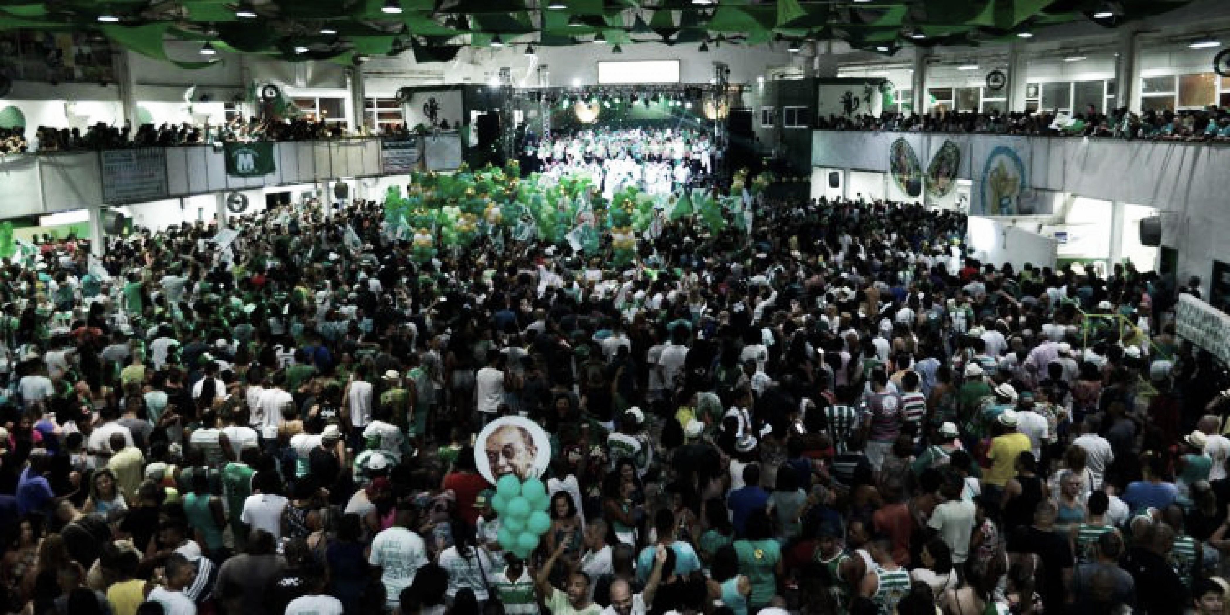 Mocidade será primeira escola a definir seu samba-enredo para o Carnaval 2019 do Grupo Especial
