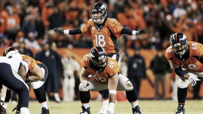 Así llegan los Denver Broncos al Super Bowl 2016