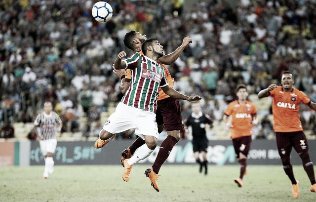 Atlético-PR recebe Fluminense em primeiro confronto pela semifinal da Copa Sul-Americana