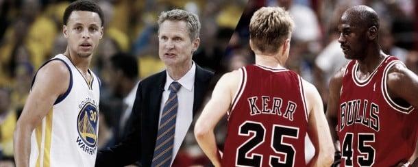¿Warriors 2015/16 o Bulls 1995/96?