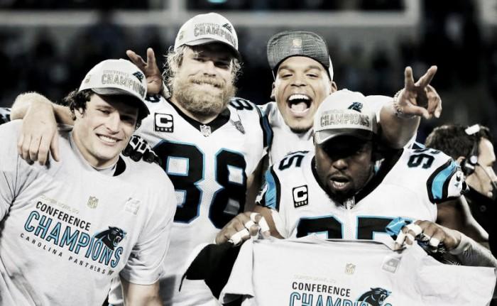 Carolina Panthers, un cohete con destino de Superbowl