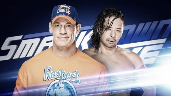 Previa SmackDown Live: 1 de agosto