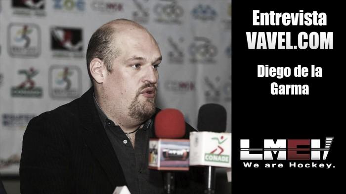 """Entrevista. Diego de la Garma: """"El objetivo es crear las bases de una liga profesional"""""""