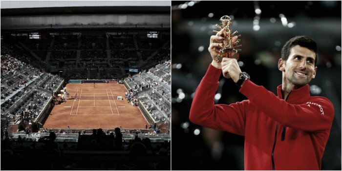 2017 Mutua Madrid Open men's preview: Andy Murray and Novak Djokovic are the top two seeds