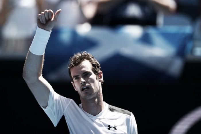Andy Murray saca el rodillo y elimina a Alexander Zverev