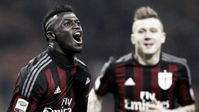 Milan, Niang al lavoro: obiettivo finale di Coppa Italia
