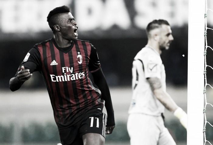 """""""Não sou intocável"""", diz Niang, atacante do Milan"""