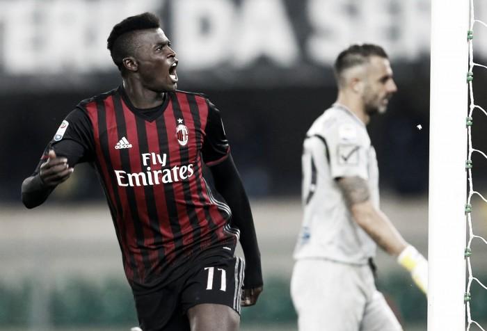 """Milan, parla Niang: """"Non sono un titolare inamovibile"""""""