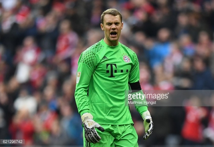 Manuel Neuer pulls out of Germany squad