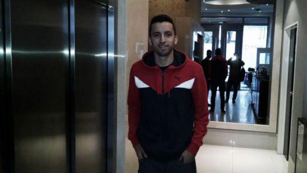 "Jorge Ortiz: ""Vengo a tratar de triunfar con Independiente"""
