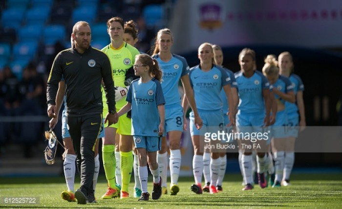 Manchester City 2-0 Zvezda Perm - UEFA Women's Champions League: Citizens hold advantage going into away leg