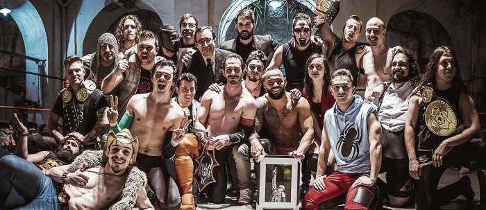El wrestling tiene sitio en España