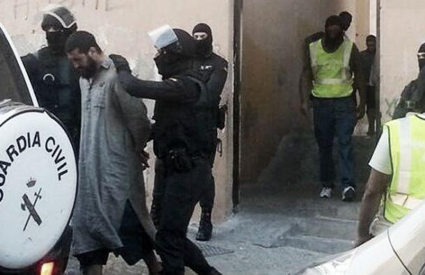 El terrorismo yihadista deja ocho detenidos en España