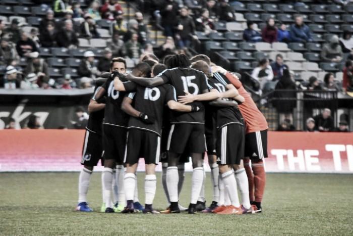 Minnesota United FC announces inaugural MLS roster